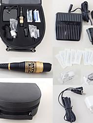 Недорогие -постоянные наборы косметики золотой иглы машины советы тематические шапки&ножной переключатель для бровей татуировки