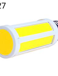 Недорогие -ywxlight® e14 b22 e26 / e27 привело кукурузные свечи 7 cob 1020 lm теплый белый холодный белый ac 220-240 ac 110-130 v