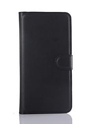 economico -Custodia Per Samsung Galaxy Samsung Galaxy Custodia A portafoglio / Porta-carte di credito / Con supporto Integrale Tinta unita pelle sintetica per S6 edge plus