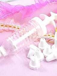Cream Tube Decorating Mouth Decoration Tools Puffs (1 set)