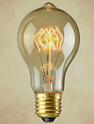 E26/27 Edison Tungsten Filament Bulbs OM - P001 Restoring Ancient Ways 40W