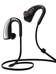 abordables -Plextone BX210 Dans l'oreille Bande de cou Sans Fil Ecouteurs Dynamique Plastique Sport & Fitness Écouteur Avec contrôle du volume Avec