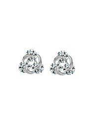 cheap -Hoop Earrings Women's Alloy Earring Imitation Pearl Elegant Style