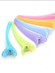 cheap -Hit South Korea 5CM Jelly Color Duckbill Clip To 10 / Group