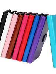 cheap -Solid color Light Surface PU Leather Full Body Protective Phone Case for Sony Xperia Z5 (Assorted Colors)