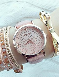 cheap -Watch Women Daisy Hollow Quartz Wrist Watch Cool Watches Unique Watches Fashion Watch