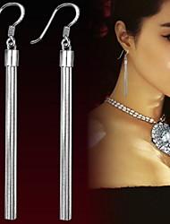 preiswerte -Ohrring,Tropfen-OhrringeSchmuck 2 Stück Sterling Silber Hochzeit / Alltag / Normal