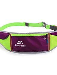 Waist Bag/Waistpack Hiking & Backpacking Pack for Fishing Climbing Riding Racing Leisure Sports Cycling/Bike Fitness Traveling Survial
