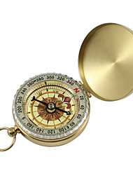 cheap -High-Grade Refined Gift Compass (compass) Type With a Luminous Compass Exquisite Pocket Watch Compass