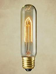 t10 25 to 60 w - 240 - v, 110 V in vitro retro decoration lamp