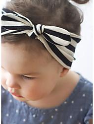 cheap -Girls' Hair Accessories, All Seasons Cotton Headbands - Yellow Fuchsia Navy Blue Pink Royal Blue