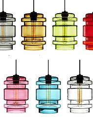 billige -Rustikt/hytte Vintage Moderne / Nutidig Tradisjonell / Klassisk LED Vedhæng Lys Ned Lys Til Stue Soveværelse Badeværelse Køkken Spisestue
