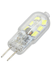 G4 LED Bi-pin Lights Recessed Retrofit 12 SMD 2835 100-200 lm Warm White Cold White 3500/6500 K Decorative DC 12 AC 12 V 1pc
