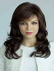 Natural Color Great Quality  Lady Women Charming  Wig Syntheic Wave Wig