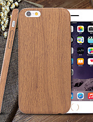 cheap -Fantasy Wood Skin Ultra Thin Protective PU Leather Armor Case for iPhone 5/5S(Assorted Colors)