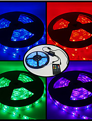 ZDM™  DC12V SMD RGB 72W IP67 tube waterproof  5 meter 300*5050 LED suite music induction neon lamp