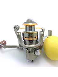Mulinete de Pescuit Spinning Reels 5.1:1 Omjer prijenosa+8.0 Kugličnim ležajevima zamjenjivi Morski ribolov Mamac Casting Ice ribolov