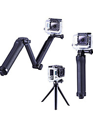 cheap -Hand Grips / Finger Grooves / Tripod Adjustable / All in One For Action Camera Gopro 6 / All Gopro / Gopro 5 Plastic / Aluminium Alloy -