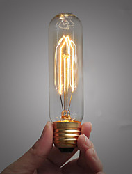 T10 25w 110v-240v Tube Edison retro decorative bulbs