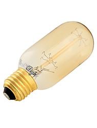preiswerte -YouOKLight 1pc 400 lm E26/E27 LED Kugelbirnen B 7 Tungsten Filament Leds SMD Dekorativ Warmes Weiß Wechselstrom 220-240V