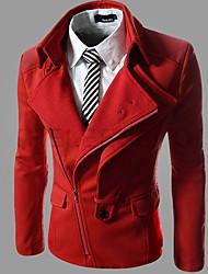 economico -MEN - Giacche e cappotti - Informale A camicia - Maniche lunghe Tweed
