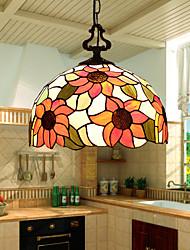 Contemprâneo / Tradicional/Clássico / Rústico/Campestre / Vintage / Retro / Lanterna LED Vidro Luzes PingenteSala de Estar / Quarto /