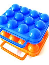 AOTU Porta-Ovos para Acampamento Único para