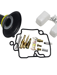 GY6-50CC Moped Scooter Carb Carburetor Repair Kit Rebuild Accessory