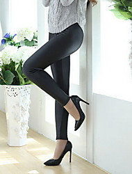 cheap -Women PU Legging , PU Thick