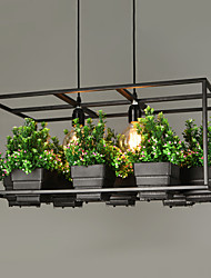 New Modern Contemporary  Decorative Design Pendant Light/ Dinning Room, Living Room, Bedroom(Does Not Include Plants)