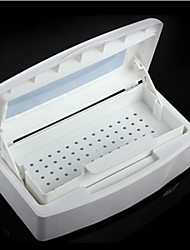 1Pcs Special Tool Manicure Disinfection Box Clean Alcohol Sterilization Box Manicure Cleaning Tool Box