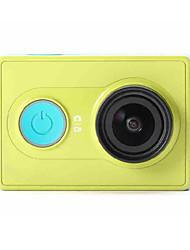 Xiaomi Action Kamera / Sport-Kamera 4608 x 3456 Bluetooth Verstellbar Wasserfest Praktisch CCD 128 GB H.264 30 M
