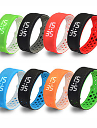 Недорогие -W9 Смарт-браслет / Датчик для отслеживания активностиЗащита от влаги / Длительное время ожидания / Израсходовано калорий / будильник /