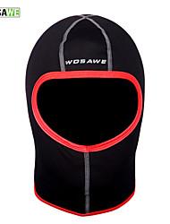 abordables -WOSAWE Masque de protection contre la pollution / Chapeau Printemps / Automne Pare-vent / Garder au chaud / Séchage rapide Cyclisme / Vélo Unisexe Polyester / 100 % Polyester / Toison Couleur Pleine