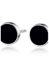 cheap -Men's Women's Stud Earrings Hoop Earrings Sterling Silver Alloy Jewelry For Party Daily Casual