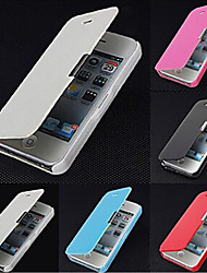 VORMOR®Frosted Design Magnetic Buckle Full Body Case for iPhone 5/5S (Assorted Colors)