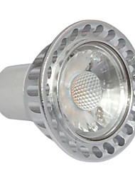 abordables -3W GU10 Spot LED MR16 1 diodes électroluminescentes COB Intensité Réglable Blanc Chaud 260-300lm 3000K AC 100-240V