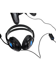 cheap -Wired Headset Headphone Earphone for Sony PlayStation4 PS4