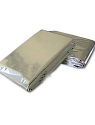Недорогие -Чрезвычайная Одеяло - другой - серебро
