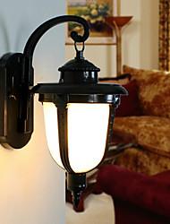 5 W Warm Light European Outdoor Wall Lamp Contracted Aluminum Outdoor Garden Light Waterproof
