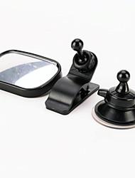 Недорогие -iztoss мини автомобиль ребенка зеркало 2 в 1 / сзади автомобиля для обеспечения безопасности ребенка выпуклого зеркала для автомобиля