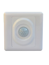 cheap -Jiawen TRIS-07 Optically-Controlled  LED Human Body Inductive Motion Sensor Wall Switch