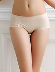 Women's Sexy Seamless Modal / Ice Silk Panties Boy shorts & Briefs Women's Underwear