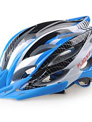 cheap -FJQXZ Bike Helmet 22 Vents Cycling Mountain Ultra Light (UL) EPS Road Cycling Recreational Cycling Hiking Cycling / Bike Winter Sports