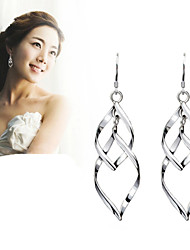 cheap -Women's Tassel Drop Earrings - Pearl Fashion For Daily