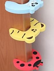 abordables -protection de la santé des enfants bébé afety mignonne écurie des animaux carte porte topper bébé nouveau-né soins enfant verrouillage
