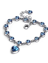 cheap -Korea Style Magic Imitation Bracelet Fashion Heart Crystal Bracelets & Bangles for Women