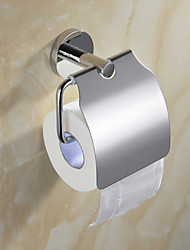 cheap -Bathroom Accessory Set Toilet Paper Holder Contemporary Stainless Steel Toilet Paper Holder