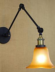 Lâmpadas de Parede / Iluminação de Banheiro / Lâmpadas de Parede de Exterior / Luzes de Parede para Leitura Lâmpada Incluída