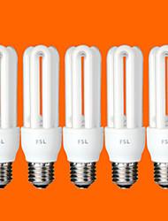 Недорогие -E26/E27 AC 220-240 W 580 lm Прохладный белый